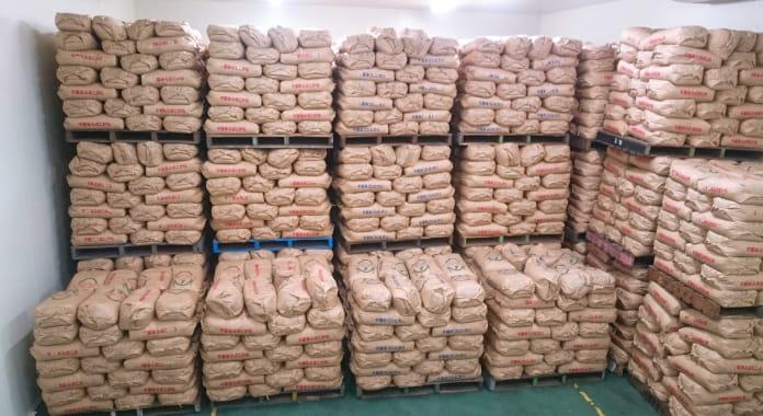 低温倉庫を完備し、お米を常に新米に近い状態で保存しています