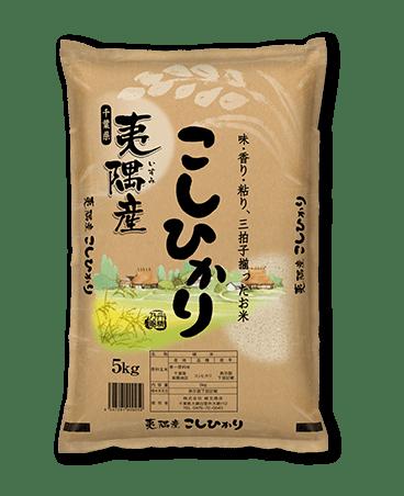 夷隅産コシヒカリ